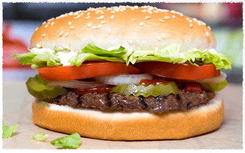 MADE TO ORDER WHOPPER®