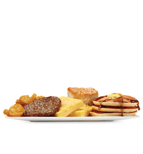 BK™ Ultimate Breakfast Platter