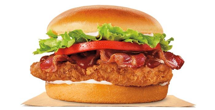 BBQ Bacon Crispy Chicken