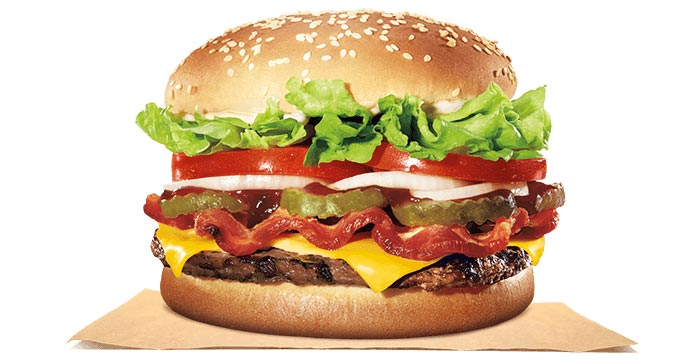 BBQ Bacon WHOPPER®