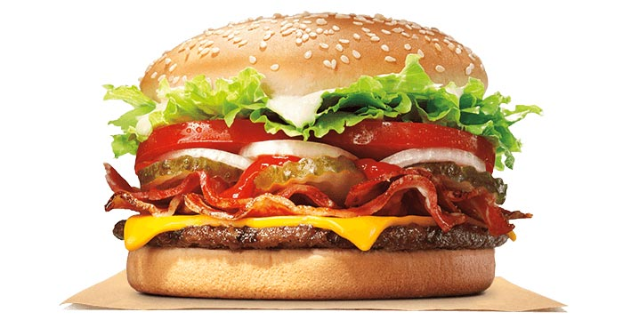Bacon & Cheese WHOPPER®