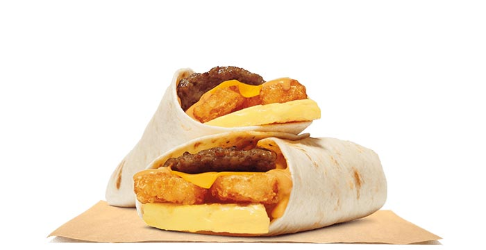 Breakfast Burrito Jr.