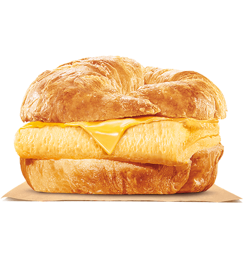 Egg & Cheese CROISSAN'WICH®