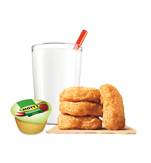 Chicken Nuggets KING JR™ Meal