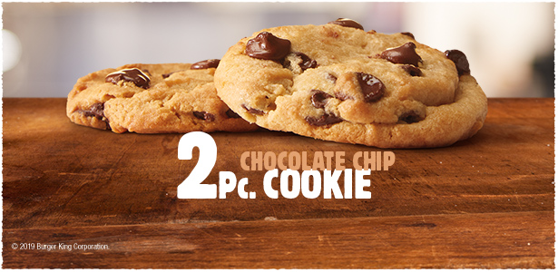 2 Pc. Chocolate Chip Cookie