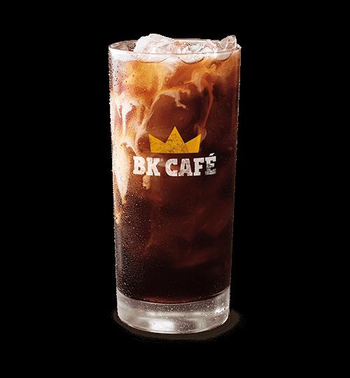BK® Café Iced Vanilla Coffee