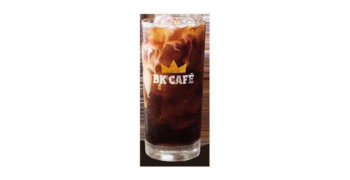 BK® Café Iced Mocha Coffee