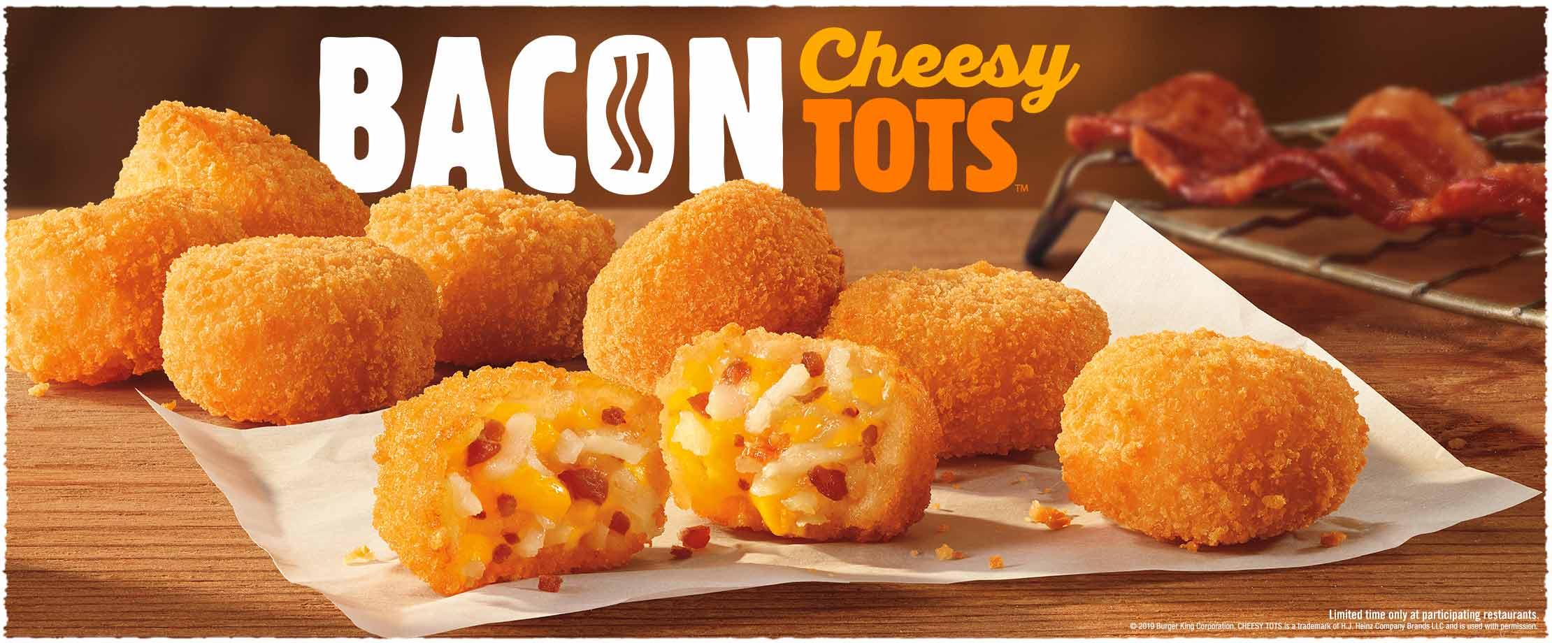 Bacon Cheesy Tots