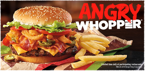 Angry WHOPPER®