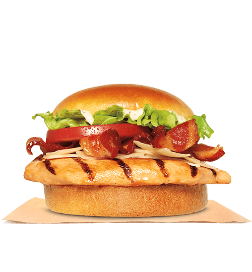 Chicken Caesar Sandwiches. Spicy chicken, grilled chicken or crispy chicken. Limited time only at participating restaurants. © 2019 Burger King Corporation.