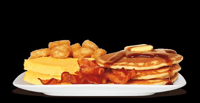 BK™ Ultimate Breakfast Platter