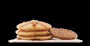 Pancakes & Sausage Platter